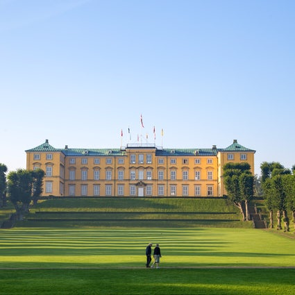 Copenhagen's Frederiksberg Neighbourhood
