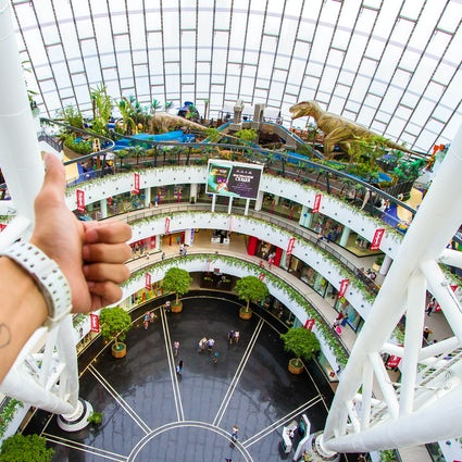 A shopping tour in Nur-Sultan: the city of malls