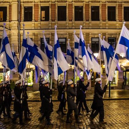 Cómo pasar el Día de la Independencia en Helsinki