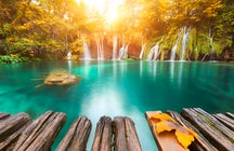 Plitvice lakes – natural jewel of Croatia