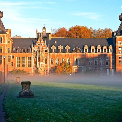 University of Leuven; A short guide to the student life.