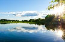 Captura los últimos rayos de sol del verano en los lagos húngaros