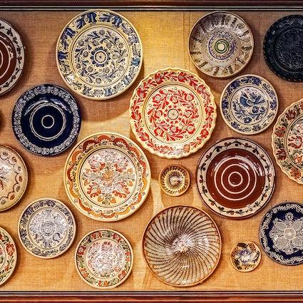 Die traditionelle Handwerkskunst von Horezu