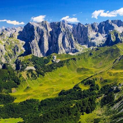 Le Parc national de Prokletije
