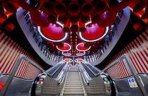 Bruselas para los amantes del arte: la belleza en la superficie y en el fondo