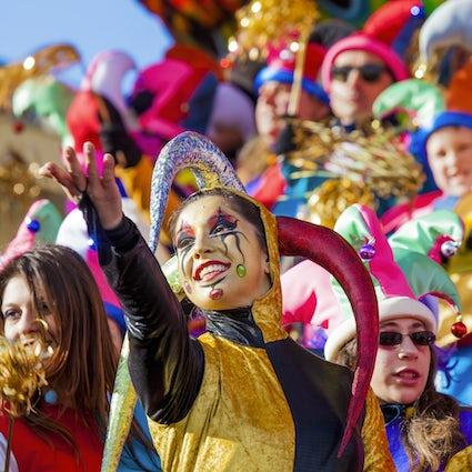 O Carnaval na Itália