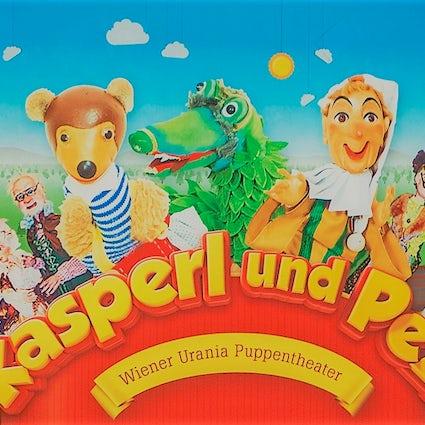Urania Puppet theater - home of Kasperl & Pezi