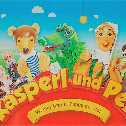 Urania Puppet theater - home of Kasperl & Pezi