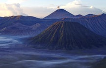 Mt. Bromo: a beautiful caldera in East Java