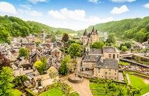 Durbuy: het kleinste stadje van België