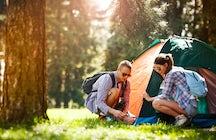 Camping in Halkidiki