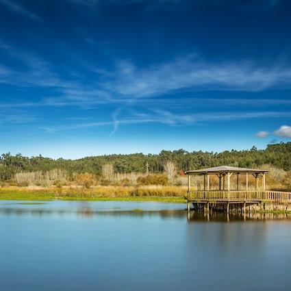 Pateira de Fermentelos - la mayor laguna natural de la Península Ibérica