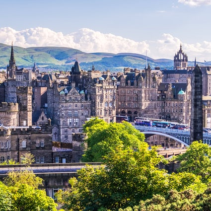 Un viaggio Erasmus nella splendida città di Edimburgo