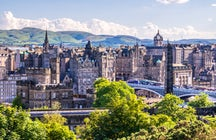 An Erasmus trip to the gorgeous city of Edinburgh