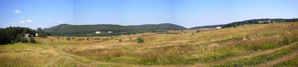 A journey to the center of Bulgaria: Uzana