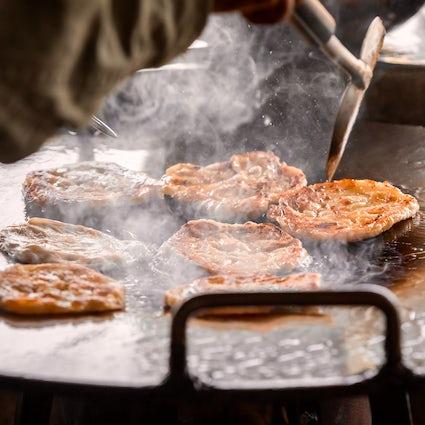 Gali Parathe Wali, un retiro gastronómico en la Vieja Delhi