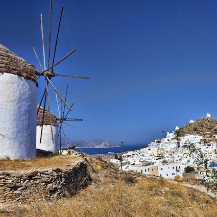 Deine geheime griechische Insel; Ios, die Partyinsel