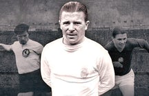 Paying tribute to Ferenc Puskás, the world-famous Hungarian
