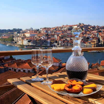 The most famous Portuguese drinks