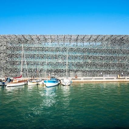 Museums in Marseille - MuCEM
