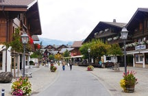 Villages of Obersimmental-Saanen district: Gstaad