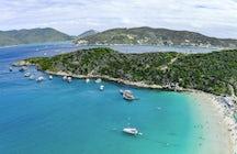 Arraial do Cabo y las paradisíacas playas de Río