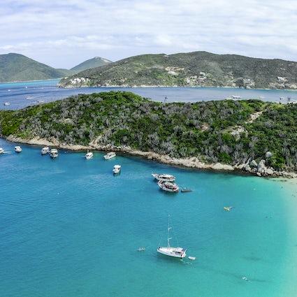 Arraial do Cabo and the paradise beaches of Rio