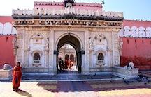 Karni Mata Temple, Bikaner: where rats are worshipped