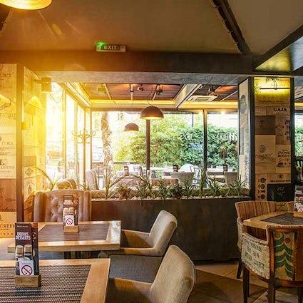El restaurante más monumental de Belgrado - Restaurant Monument