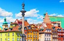 Descubra la belleza de la Plaza del Antiguo Mercado de Varsovia