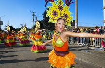 Barranquilla and its UNESCO listed Carnaval celebrations