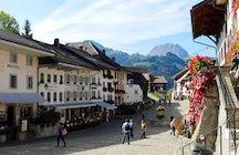 Gruyères: probably the prettiest Swiss village