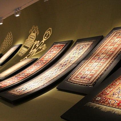 Una fiaba a Baku: il museo del tappeto