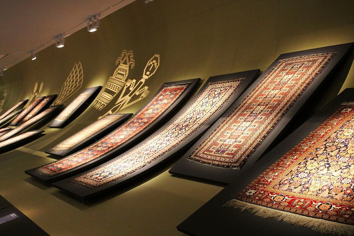 A Fairytale in Baku – Carpet Museum