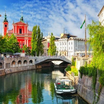 Ljubljana - Una ciudad de la que enamorarse