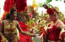 Fiebre del Caribe en Londres - Carnaval de Notting Hill