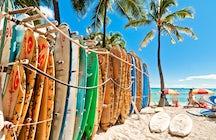 Gran Canaria ; surf pour les débutants