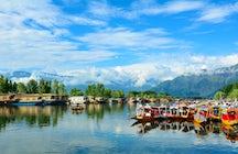 A day in stunning Srinagar in Jammu and Kashmir