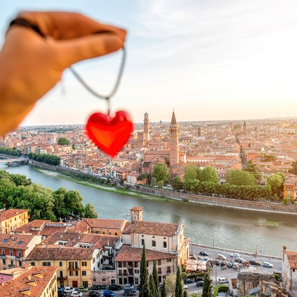 The city of love: Verona