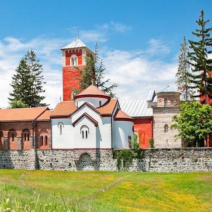 Zica Monastery, 800 years of inspiration and faith