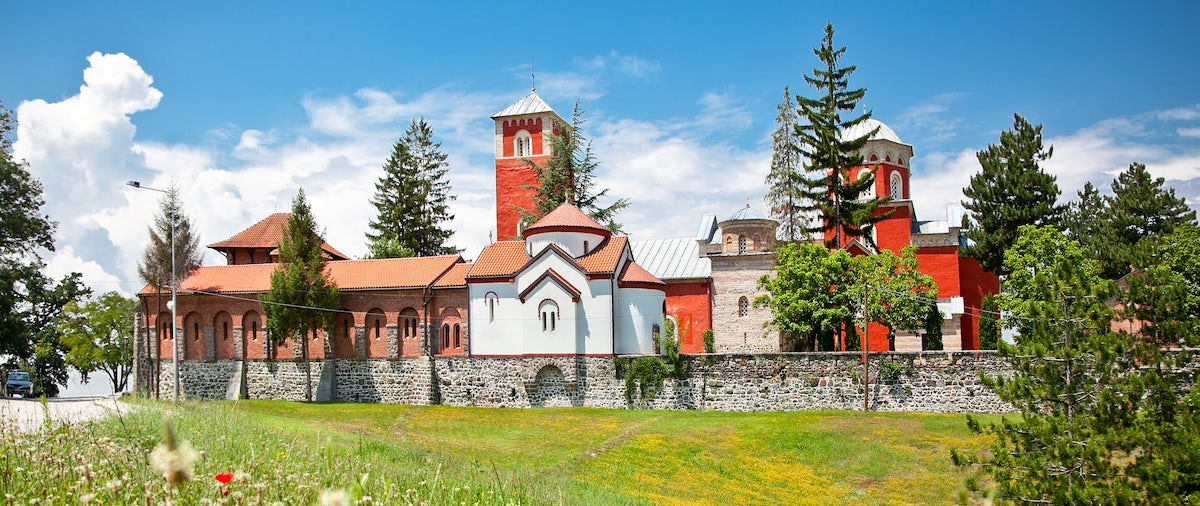 Zica Monastery, 800 years of inspiration and faith
