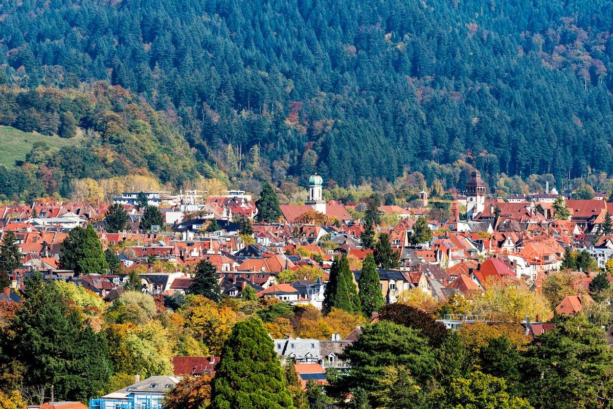 Freiburg Schwarzwald