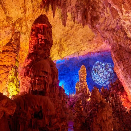 The most famous of them all: Postojna Cave