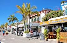 Gran Canaria: un voyage à vélo, du nord au sud