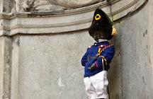 El Manneken Pis, símbolo del humor belga