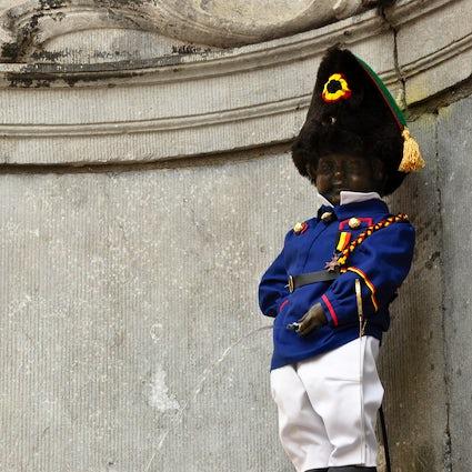 Manneken Pis: Brussels' symbol of Belgian humour
