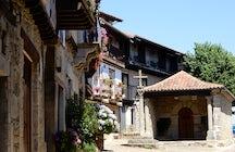Mogarraz, una joya escondida entre las montañas de Salamanca
