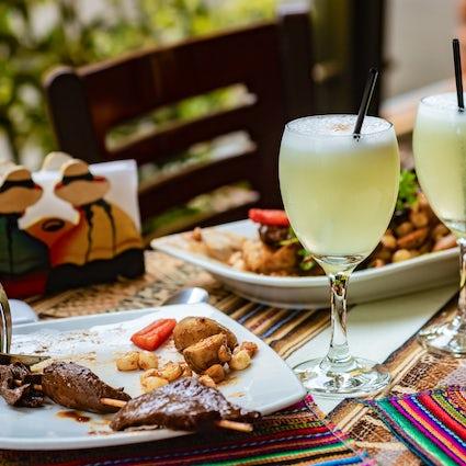 Uma viagem de sabores peruanos em Cusco