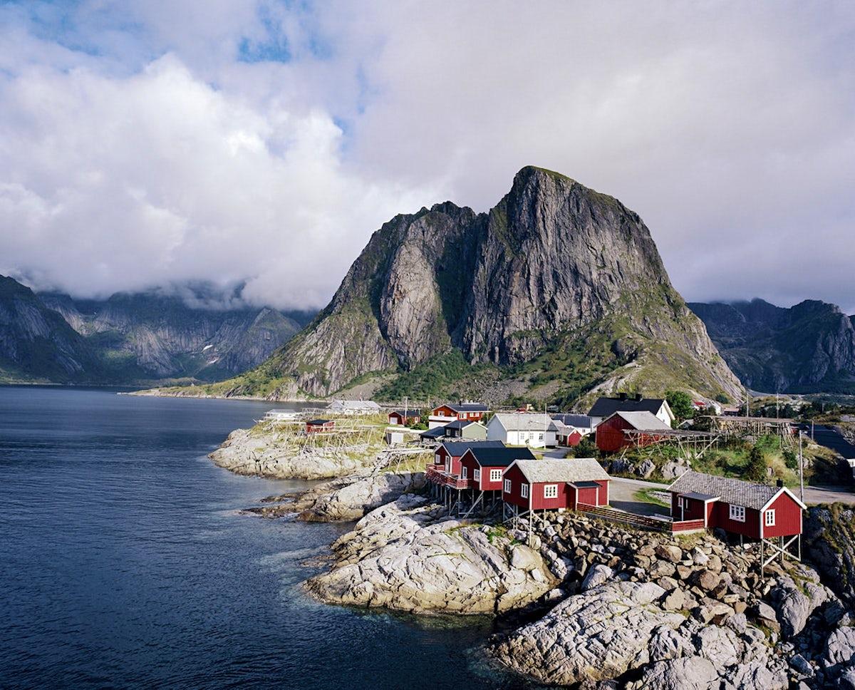 Find your hiking path: Lofoten, Norway