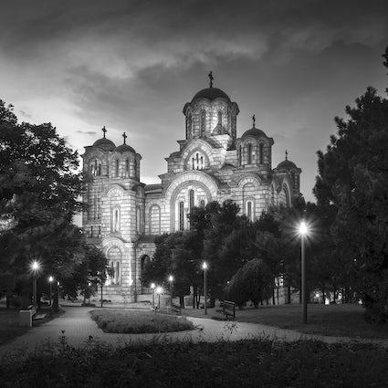 Sensing Belgrade: Berühren Sie die Stadt